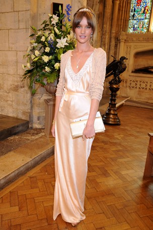 Celebrity Wedding Guest Outfit Ideas