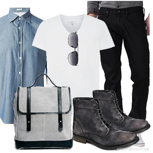Casual Lunch and Dinner Outfit Ideas for Men , Outfit Ideas HQ